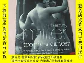 二手書博民逛書店henry罕見miller tropic of cancerY9