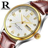 手錶 超薄防水商務石英女錶男士腕錶情侶學生男女士男錶手錶