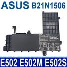 華碩 ASUS B21N1506 2芯 原廠電池 E502 E502M E502S E502NA E502SA E502MA L502MA L502SA