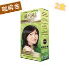 【ALLONE31】(2盒特價組) 優兒髮 泡泡染髮劑-咖啡金 (加碼送1小盒)