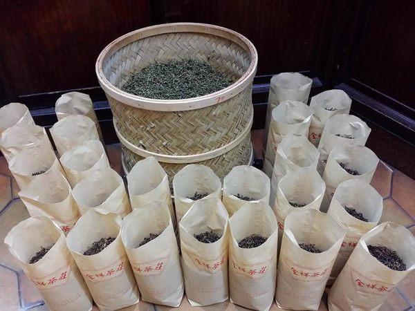 比賽茶枝300克  輕培火 全祥茶莊 LL01