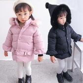 女童一周歲冬裝棉衣女寶寶2羽絨棉服女嬰幼兒童3歲半小童棉襖外套 新年鉅惠