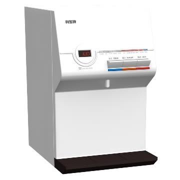 賀眾牌 微電腦冰溫熱桌上型飲水機 (無過濾器) UW-672AW-1 (產品效率分級:第4級)