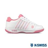 K-SWISS Eadall時尚運動鞋-女-白/莓紅