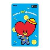 BT21《Summer Dolce-TATA》一卡通