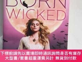 二手書博民逛書店Born罕見Wicked (The Cahill Witch Chronicles, Book 1)Y4392
