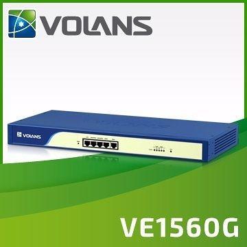 [NOVA成功3C] 飛魚星 VOLANS VE1560G Giga網路行為管理路由器  喔!看呢來