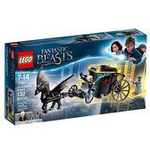 LEGO 樂高 哈利波特 75951 格林戴華德的逃亡 Grindelwald´s Escape 【鯊玩具Toy Shark】