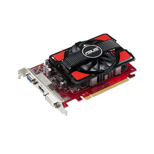 華碩 R7250-1GD5 顯示卡【AMD Radeon R7 250 繪圖晶片 / DVI-D、HDMI、D-Sub 接頭】