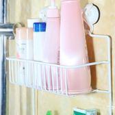 送粘貼衛生間置物架壁掛免打孔衛浴吸壁式廁所三層毛巾架收納架yi【販衣小築】