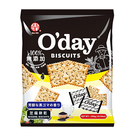 O DAY芝麻餅乾300G【愛買】
