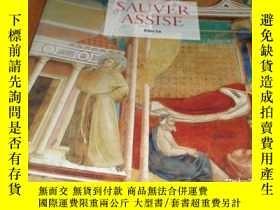 二手書博民逛書店2手意文罕見Basilica of San Francesco