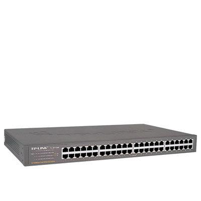 ◤全新品 含稅 免運費◢ TP-LINK TL-SF1048 48埠 乙太網路交換器