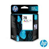 HP C6615DA NO.15 + HP C6578D NO.78 原廠墨水匣(黑彩組合包)