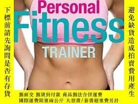 二手書博民逛書店Personal罕見Fitness Trainer: Über