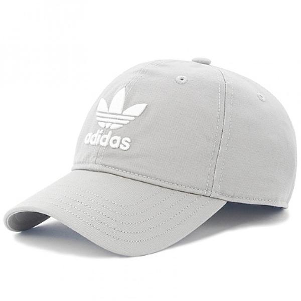 ADIDAS 愛迪達 TREFOIL CAP 棒球帽 老帽 穿搭必備 BK7282