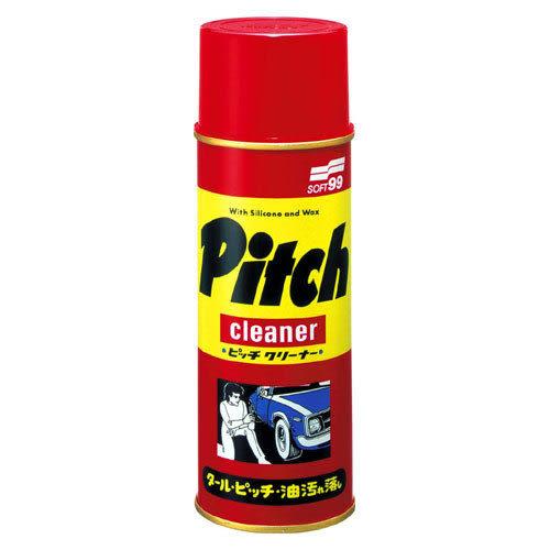 SOFT99 柏油清潔劑-英文包裝
