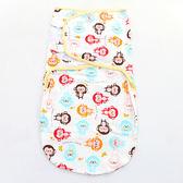 嬰兒防驚跳襁褓包巾新生兒春夏秋四季包被