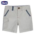 chicco-椰林-梭織五分褲