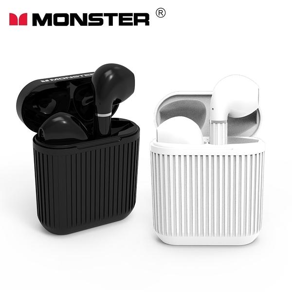 Monster 魔聲 Clarity 105 AirLinks 半入耳式 無線藍牙耳機