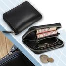 【喜番屋】真皮裡外全頭層牛皮皮夾皮包零錢包卡片夾卡片包卡包卡夾男夾女夾【LH283】