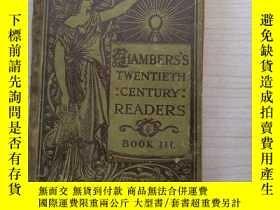 二手書博民逛書店HAMBERSS罕見TWENTIETH :CENTURY: READERSY384780
