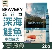 *WANG*焙菲力 深海鮭魚 小型犬 2kg/包 犬飼料 採用100%單一動物性蛋白質來源