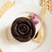 【花草巫婆】歐式玫瑰布朗尼270g/布朗尼/巧克力/保存期短不接受退換-AC11IEC213