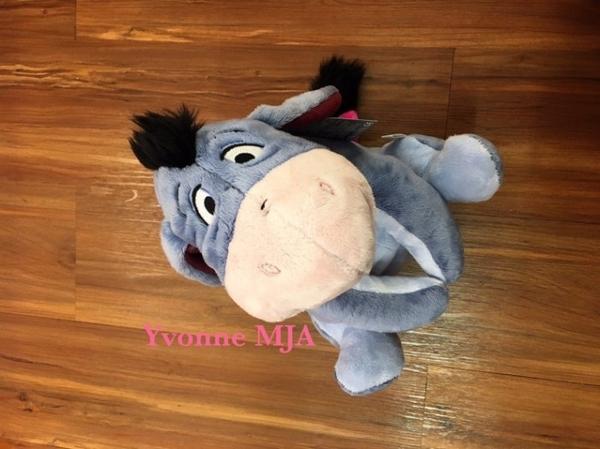 *Yvonne MJA義大利代購*義大利迪士尼Disney 商店限定正品 Eeyore驢子娃娃