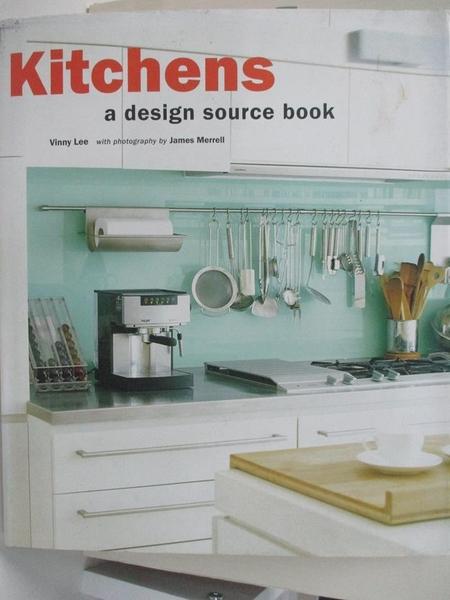 【書寶二手書T6/設計_DK5】Kitchens : A Design Source Book