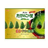 明治竹筍造型巧克力餅乾-抹茶54g【愛買】