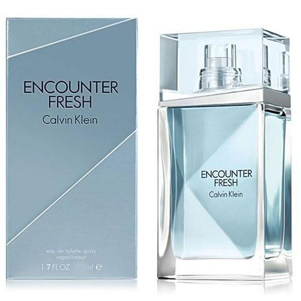 (盒損品-無封膜及中標) Calvin Klein Encounter Fresh 邂逅清新男性淡香水 50ml【娜娜香水美妝】