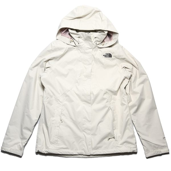 THE NORTH FACE 北臉 白粉 透氣 風衣外套 女(布魯克林) NF0A3VPR11P