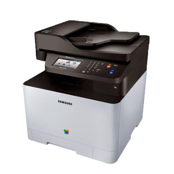 SAMSUNG Xpress SL-C1860FW 彩色多功能事務機※贈影印紙一包※