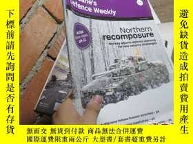 二手書博民逛書店his罕見jane s defence weekly vol 5
