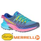 【MERRELL 美國】AGILITY PEAK 4 女多功能健行鞋『海洋珊瑚』135112 露營.戶外.機能鞋.多功能鞋
