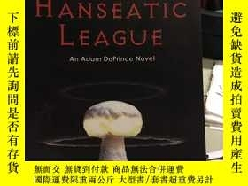 二手書博民逛書店The罕見Hanseatic League an Adam de