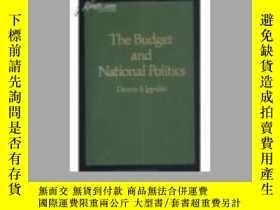 二手書博民逛書店The罕見Budget and National Politic