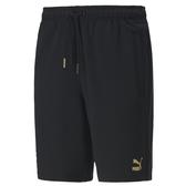Puma Unity TFS 男 黑色 短褲 運動褲 棉質 跑步褲 慢跑 訓練 健身 舒適 短褲 59809501