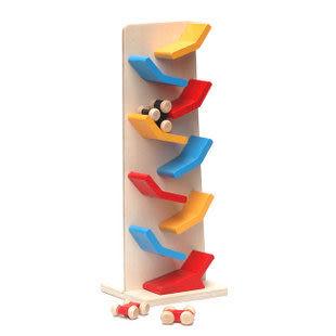 木制玩具 小滑車