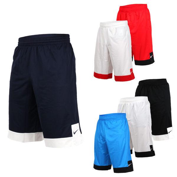 NIKE 男針織短褲 (路跑 休閒 運動 籃球褲≡體院≡