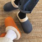 潮流時尚日韓風格防水保暖男女款居家拖鞋