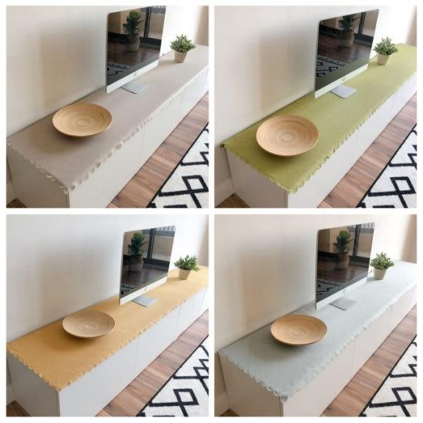 時尚可愛空間餐桌布 茶几布 隔熱墊 鍋墊 杯墊 餐桌巾571 (100*160cm)