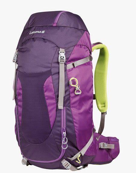 【山水網路商城】法國 Lafuma ACCESS 45+10L 登山背包 登山背包 專業登山背包 水墨紫/青綠 LFS6106 LFS6107