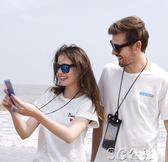 手機防水袋蘋果8游泳潛水防水手機殼vivo華為通用觸屏3C公社