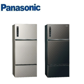 『Panasonic』國際牌 481L ECONAVI系列三門變頻冰箱 NR-C489TV *送基本安裝*