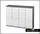 {{ 海中天休閒傢俱廣場 }}B-99 樹德傢俱 SC風格置物櫃系列 SCM4-4M12S 風格置物櫃 (16抽)
