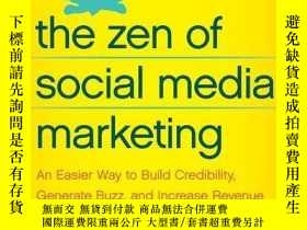 二手書博民逛書店The罕見Zen Of Social Media MarketingY255562 Shama Kabani