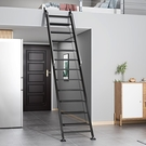 折疊梯 家用鋁合金折疊閣樓梯室內扶手加厚...