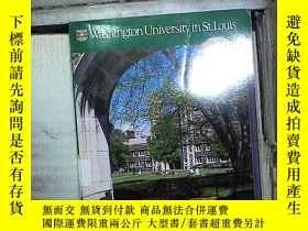 二手書博民逛書店WASHINGTON罕見UNIVERSITY IN ST.LOU